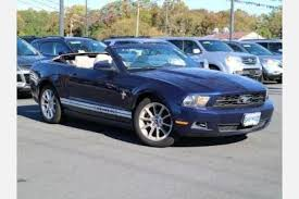 used ford mustang 2010 used ford mustang for sale in harborton va edmunds