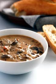 the ultimate mushroom and wild rice soup recipe well vegan