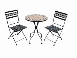 patio table and chairs with umbrella hole round patio table set spurinteractive com
