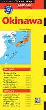 Map Of Okinawa Okinawa Travel Map First Edition Periplus Travel Maps Periplus