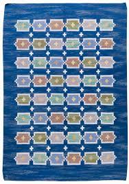 vintage swedish flat weave rug by judith johansson bb6246 by doris
