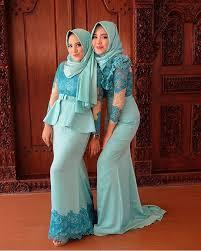 model baju kebaya muslim tips memilih model kebaya modern terbaru
