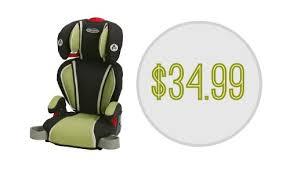 graco amazon black friday amazon deal graco highback car seat 34 99 southern savers