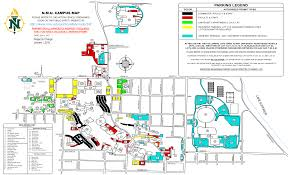 University Of Virginia Campus Map by Parking Nmu Public Safety And Police Services