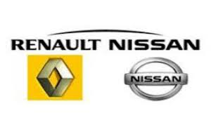 nissan logo renault nissan microsoft to develop connected cars latest news