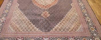 antique oriental rug appraisal