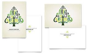 christmas greeting card templates holiday u0026 seasonal