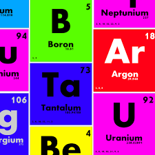 What S The Periodic Table What U0027s The Deal With Boron 7 Elements With Weird Names