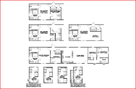 5 bedroom manufactured homes single wide mobile home floor plans