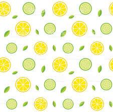 seamless lemon pattern seamless lemon and cucumber pattern stock vector art more images