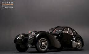 bugatti atlantic cmc 1938 bugatti type 57sc atlantic black dx classic vintage