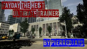 The Heist Flag Release Payday The Heist Ultimate Trainer V1 0