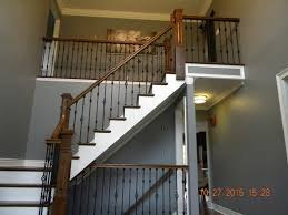 Banister Repair Wood Stairs And Rails And Iron Balusters January 2016