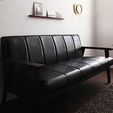 Leather Sofa Wooden Frame Furniture Factory In Dongguan Three Solid Wood Frame Sofa Leather