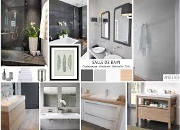 Cuisine Jaune Et Gris by Indogate Com Salle De Bain Verte Et Blanc