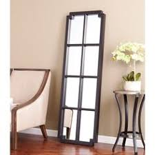 Home Decor Outlet Privilege Vintage Wooden Wall Mirror Overstock Com Shopping