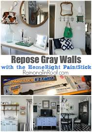repose gray walls the easiest way to paint a room