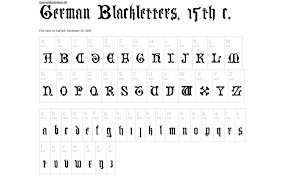 dafont lord of the rings 20 best blackletter fonts design shack prosyscom
