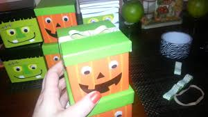 dollar tree halloween gift idea youtube