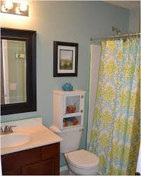 shower curtain ideas for small bathrooms marvelous bathroom color ideas for apartments green wall shower