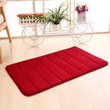 aliexpress com buy 50 80cm big memory foam mat absorbent slip