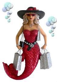 mermaid baubles oh my god cakehead evil