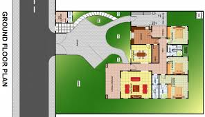 Ground Floor 3 Bedroom Plans 3 Bedrooms House Plan 2 Bathrooms With Huge Master Bedroom