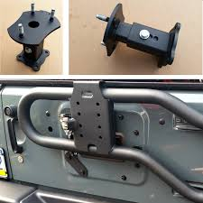 jeep tire carrier how to install the maximus 3 tire carrier offroaders com