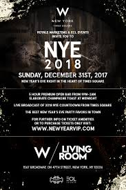 times square new years hotel packages nitetables living room at w hotel