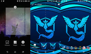 be the best with these custom pokémon go themes for android
