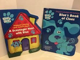 blues clues books sale classifieds
