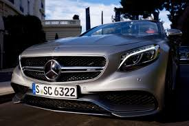 mercedes test test drive 2017 mercedes amg s class cabriolet s63 cool