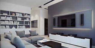 modern living room idea 15 modern white and gray living room ideas home design lover