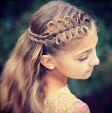 Hochsteckfrisurenen Vorne by 55 Kreative Mädchen Frisuren Hair Styling Der Kleine Dame
