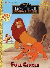 circle lion king ser golden books publishing company