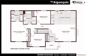 bungalows les habitations trillium homes inc