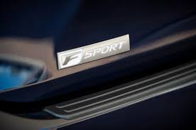 lexus f sport badge 2016 lexus rx 350 f sport test review best seat in the