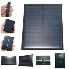 Diy Solar Phone Charger Diy 1 3 5 4 5 6 9 12v 0 8 1 1 2 2 5w Solar Panel Module Cell