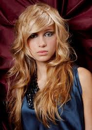 hairstyle for long wavy hair with layers long hairstyles naturally
