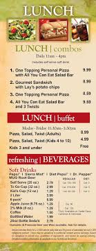 does round table deliver round table pizza menu prices