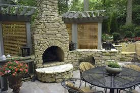 outdoor fireplace ideas on a budget u2013 smrtphone
