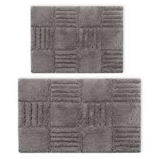Silver Bathroom Rugs Buy Silver Bathroom Rugs From Bed Bath Beyond