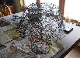 How To Make A Decorative - paper mache mushroom lamp how to make a decorative light digital
