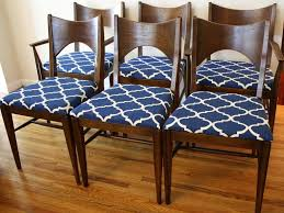 Covering Dining Room Chairs Reupholster Dining Room Chair
