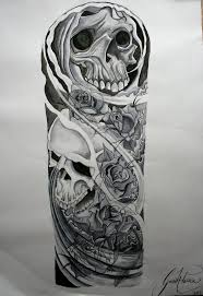 half sleeve tattoo japanese designs 23 best sleeve tattoo paper on layouts images on pinterest
