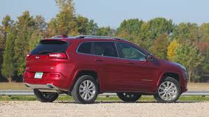 jeep cherokee trailhawk red 2017 jeep cherokee overland review eveningwear for willys