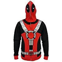 Deadpool Halloween Costume Diy Deadpool Costume Maskerix