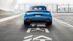 Porsche Macan Navy Blue - it all depends on the end