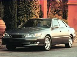 2001 lexus es300 specs 2000 lexus es 300 base 4dr sedan specs and prices