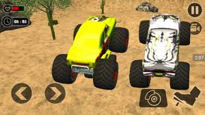 monster truck racing games change colors max speed video games